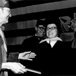 Nancy Scofield, the first female to be granted a doctoral degree at Michigan Tech