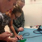 BMS eCYBERMISSION soldering