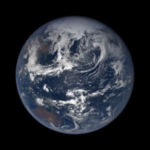 Gallery image from NASA DSCOVR: EPIC, Earth Polychromatic Imaging Camera.