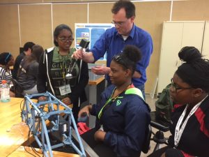 Natural Resource and Engineering career activity