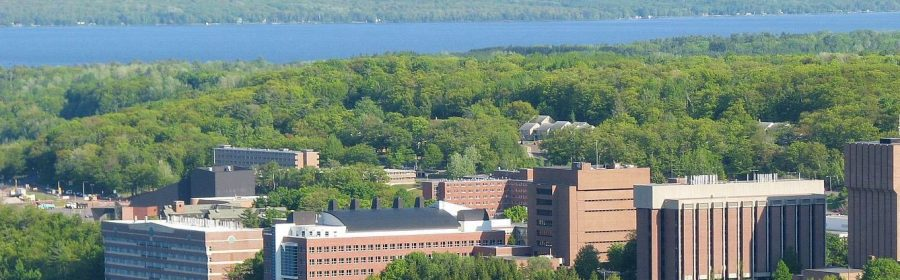 Michigan Tech in Summer