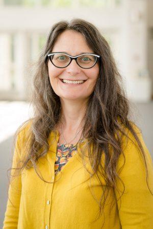 portrait of Michelle Jarvie-Eggart