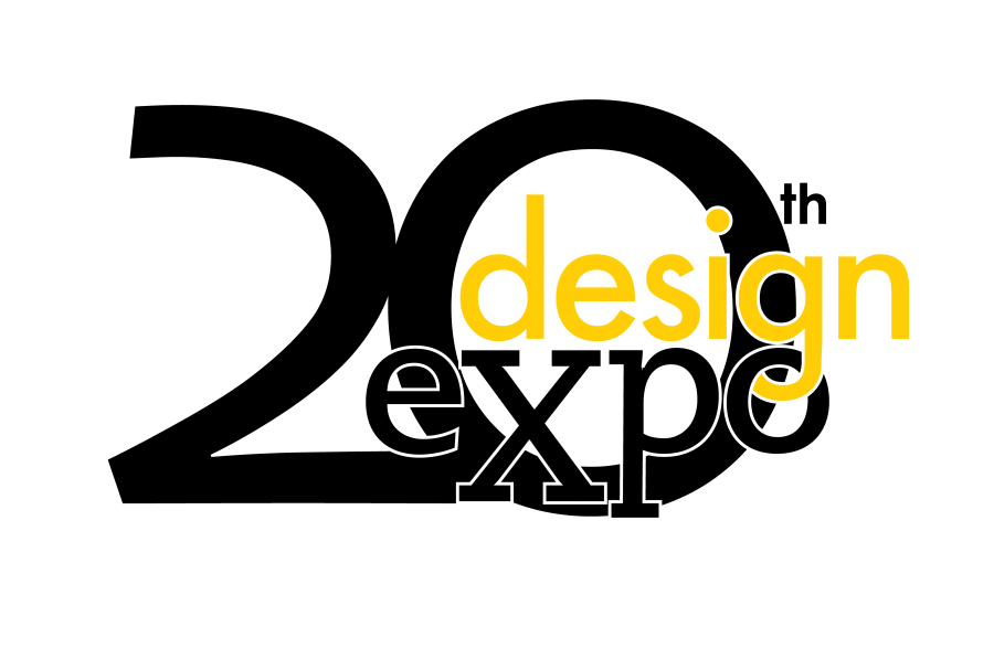 2oth anniversary Design Expo Logo