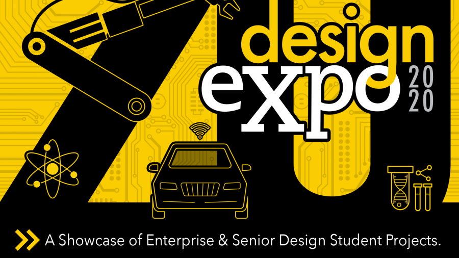Design Expo 2020 - A showcase of Enterprise and Senior Design student projects