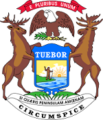 MI Coat of Arms
