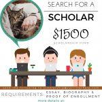 CatLitterHelp.com Scholarship