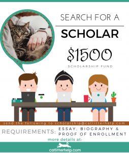 CatLitterHelp-scholarship