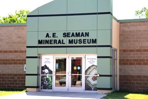 A. E. Seaman Mineral Museum