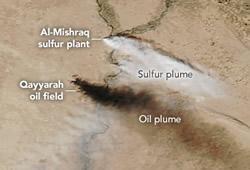 Sulfur Plume