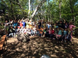 Boulder Garden Students