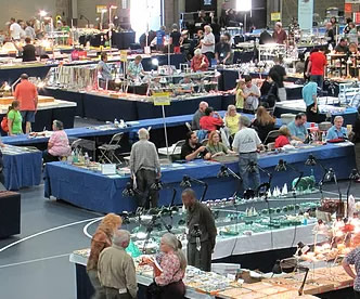 73rd Greater Detroit Gem, Mineral and Fossil Show