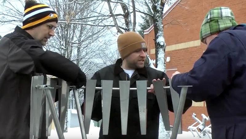 Snow Measurement Apparatus