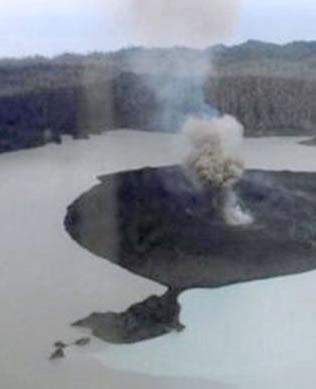 Ambae Volcano