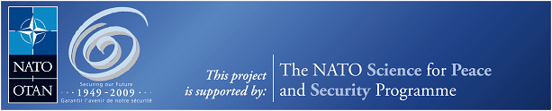 NATO 's Science for Peace and Security banner graphic