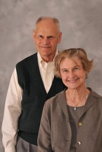 Richard and Bonnie Robbins