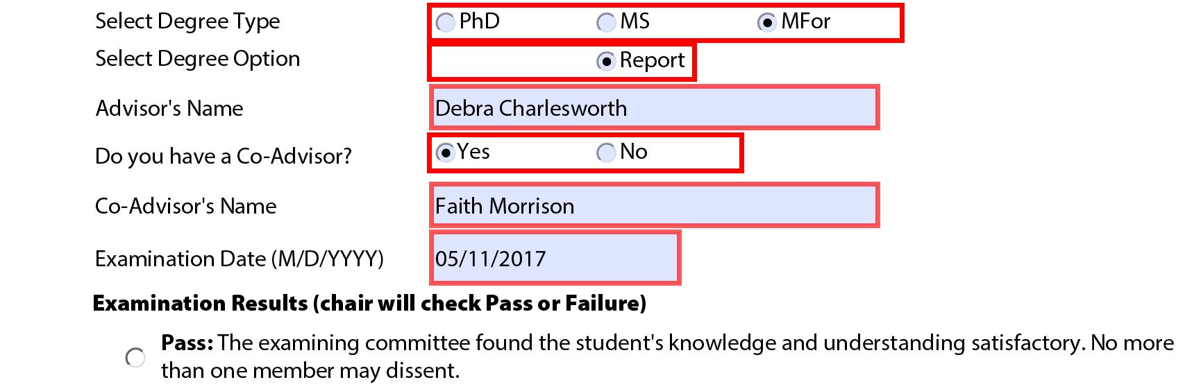 MFor_Grad Program Selection