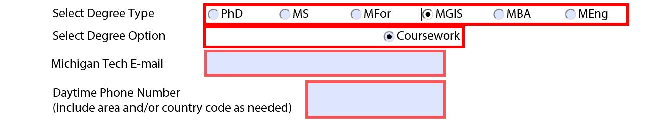 MGIS_Degree Option