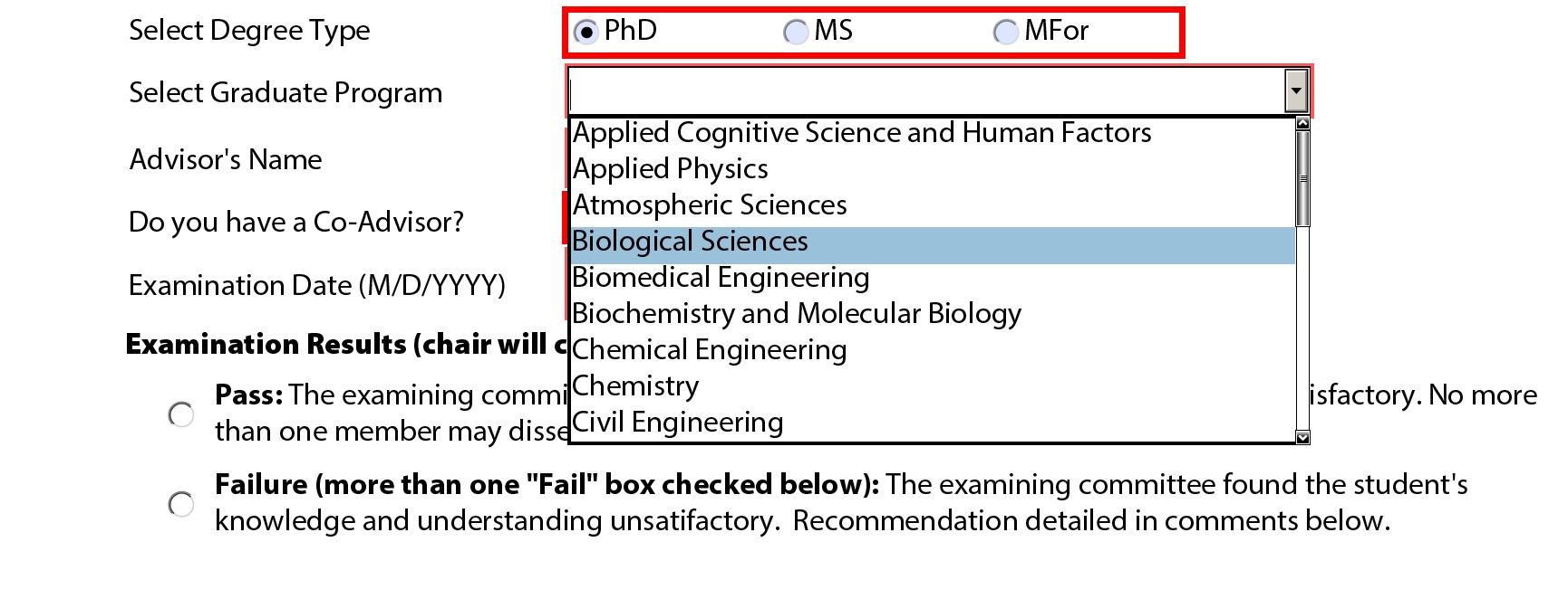PhD_Grad Program Selection