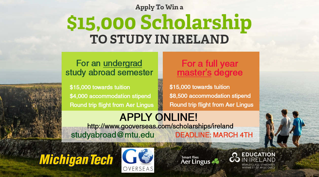 winning study abroad scholarship essays Welcome to the go overseas study abroad scholarship application any student currently enrolled in an american institution who wants to study abroad in fall 2018 or spring 2019 can apply to the scholarship.