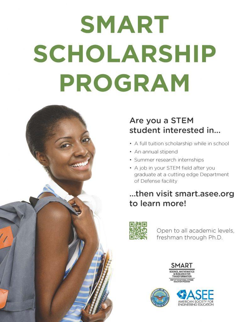 SMART_Scholarship_Poster