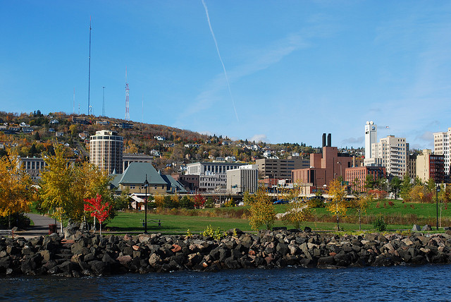duluth-shore-fall
