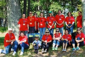 Thank you to the 2014 Amazing Challenge volunteers!