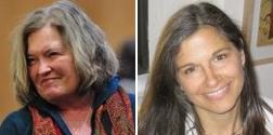 M. Ann Brady, Sue Collins