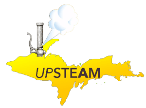 UP-STEAM