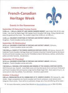 FC Heritage Week 2016