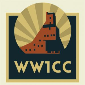 World War One in the Copper Country logo