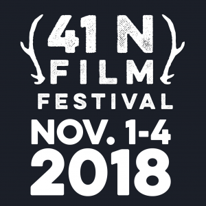 41 North Film Festival Logo, 41 N Film Festival Nov. 1-4 2018