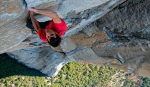 Alex Honnold on El Capitan