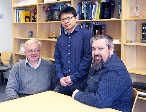 Soner Onder, Bo Chen, Kevin Trewartha