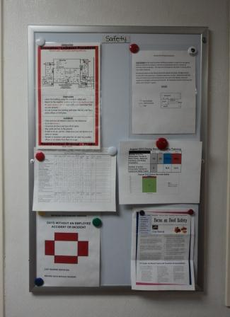 Safety Performance Board http://blogs.mtu.edu/improvement/page/3/