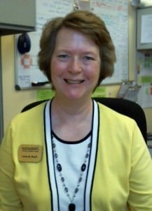 Ruth Archer, Manager of Process Improvement