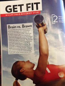 Dr. Mehta in Shape Magazine