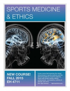 EH4711-Sports Medicine & Ethics