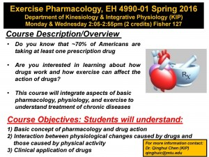 Exercise Pharmacology_EH 4990