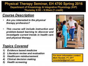 Physical Therapy Seminar_EH 4700
