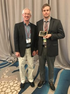 AAS 2017 Rob Larson with mentor Mark