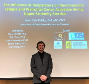 Kevin Phillips PhD Defense