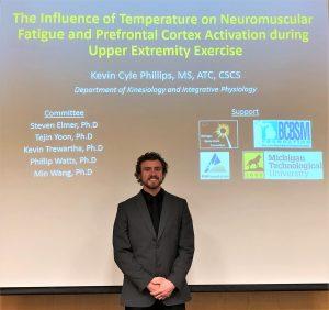 Kevin Phillips PhD Defense