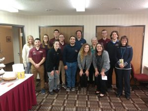 Group of CMU Physical Therapy students