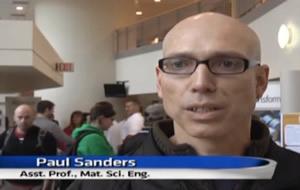 Paul Sanders-Steel Day