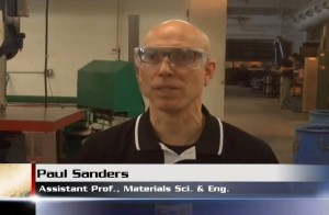 Paul Sanders ABC10 3D