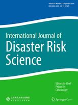 Disaster Risk Science