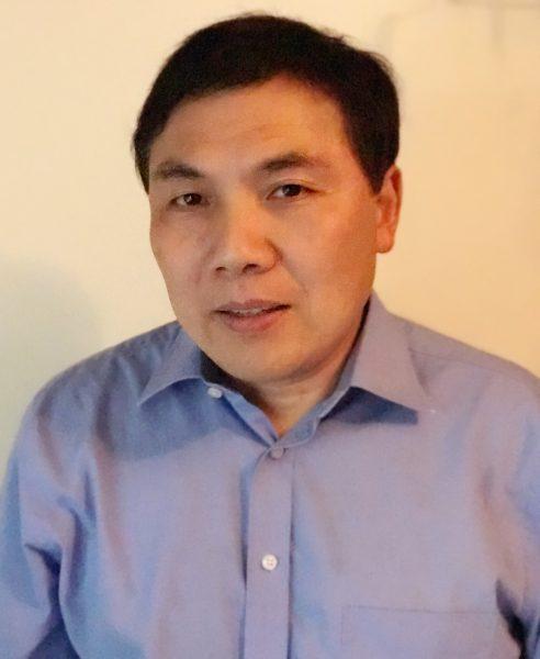 Professor Yun Hang Hu