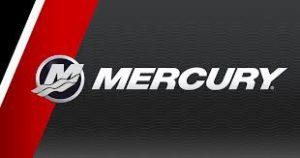 The company logo for Mercury Marine.