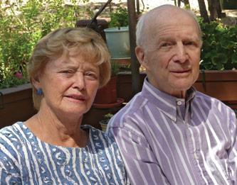 Richard and Elizabeth Henes