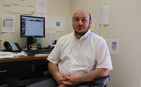 Ossama Abdelkhalik, Assistant Professor, Mechanical Engineering–Engineering Mechanics